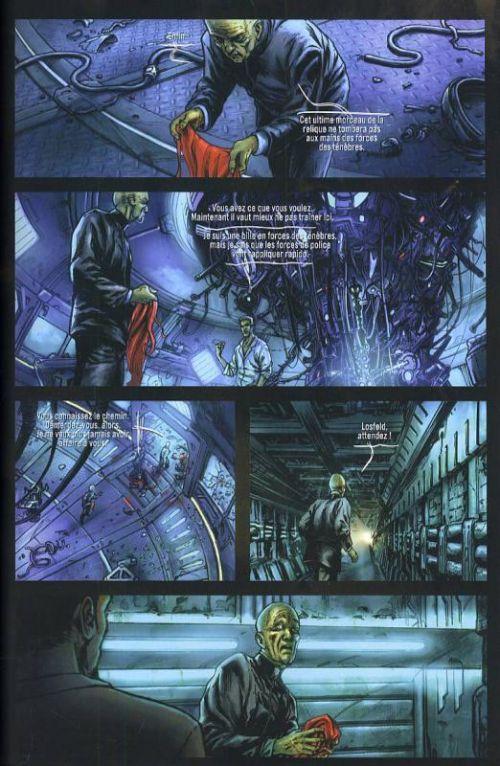 Spawn - Simonie, comics chez Semic de Porcherot, Nikolavitch, Briclot