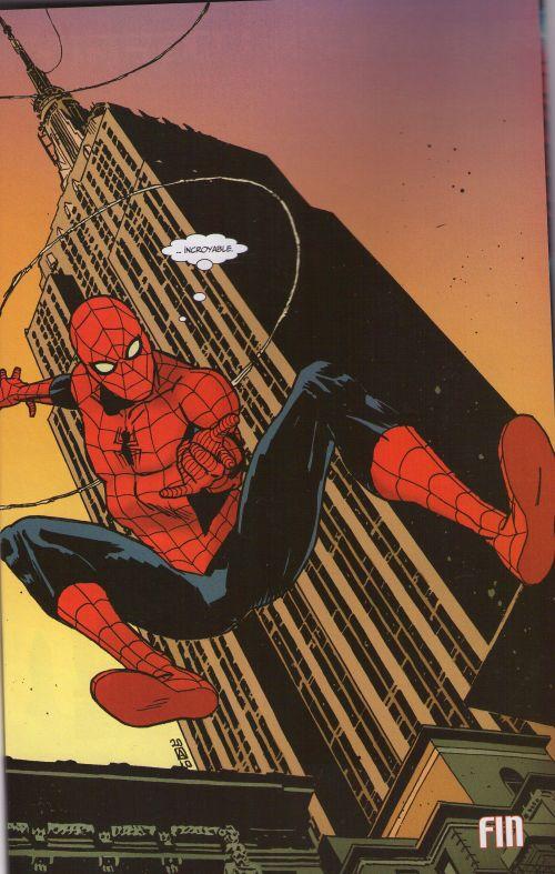 Spider-Man - Hors série T35 : L'origine des espèces (0), comics chez Panini Comics de Waid, Southwork, Azaceta, Rodriguez, McNiven