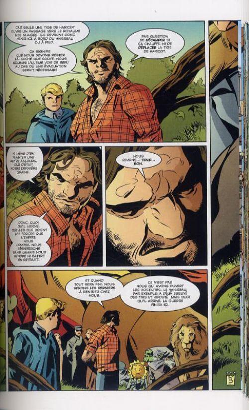 Fables – Softcover, T14 : La guerre des nerfs (0), comics chez Panini Comics de Willingham, Leialoha, Buckingham, Pepoy, Henrichon, Loughridge, Jean