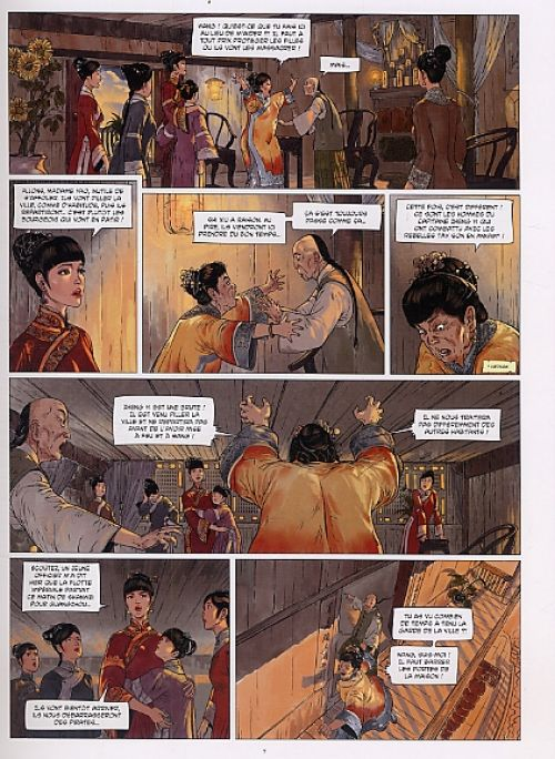 Shi Xiu T1 : Face à face (0), manga chez Les Editions Fei de Meylaender, Qingsong
