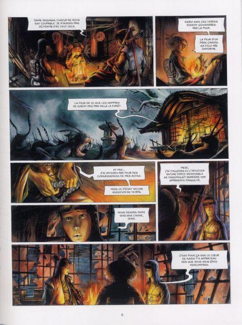 La légende des nuées écarlates : Coffret (1), bd chez Les Humanoïdes Associés de Tenuta