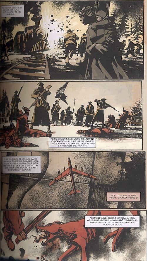 Luna Park, comics chez Panini Comics de Baker, Zezelj