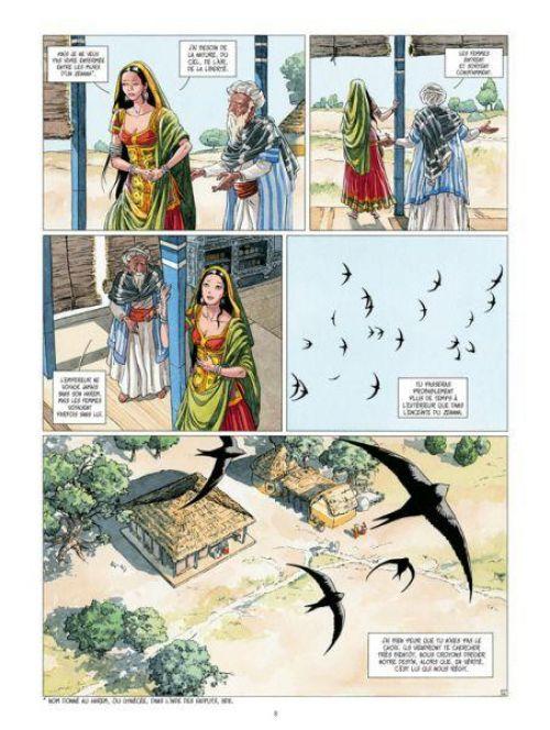 Muraqqa' T1 : Vêtue par le ciel (0), bd chez 12 bis de Ruiz, Miralles