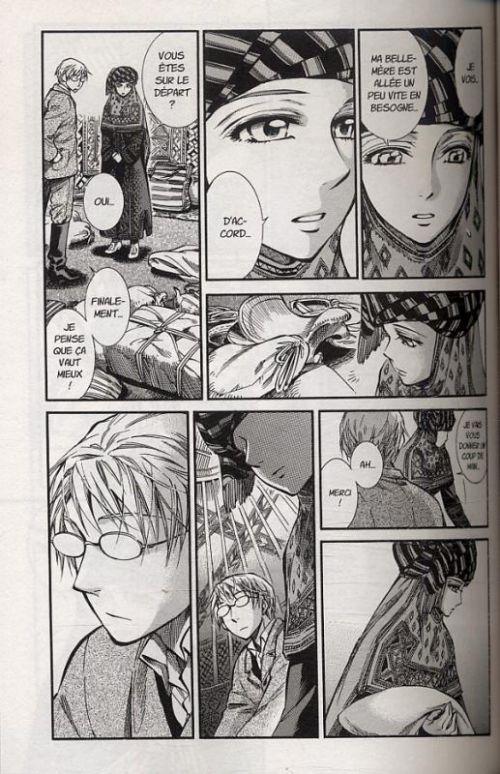 Bride stories T3, manga chez Ki-oon de Mori