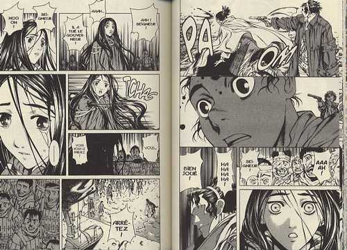Le nouvel Angyo Onshi – 1ère édition, T2, manga chez Pika de In-Wan, Kyung-il