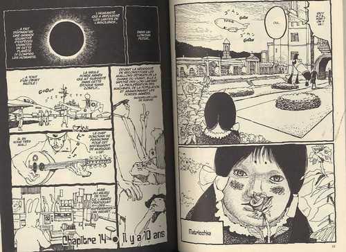 Number 5 T4, manga chez Kana de Matsumoto