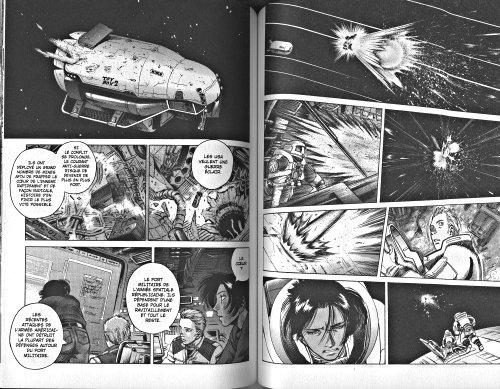 Planetes – Edition simple, T4, manga chez Panini Comics de Yukimura