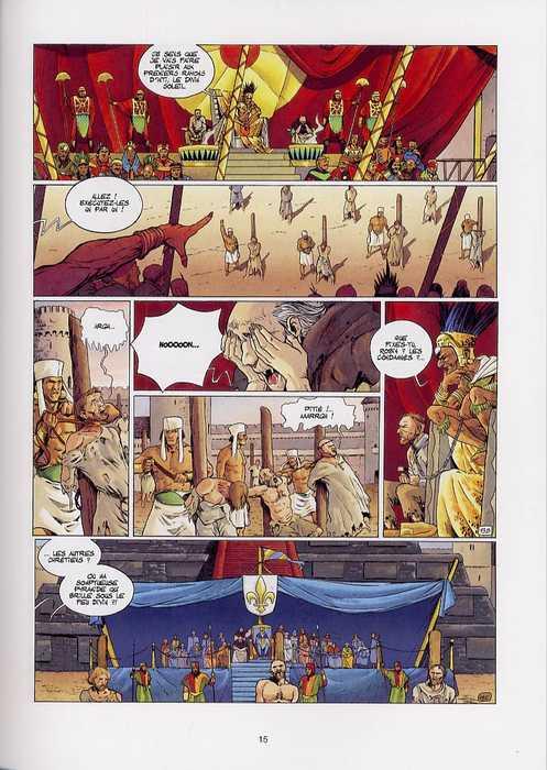 Luxley T1 : Le Mauvais Œil (0), bd chez Soleil de Mangin, Ruizge, Chagnaud