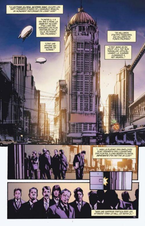 Batman - Sombre reflet T2, comics chez Urban Comics de Snyder, Francavilla, Jock, Baron