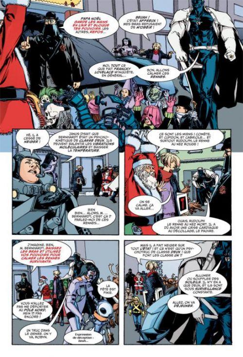 Top 10 T1 : Bienvenue à Néopolis (0), comics chez Urban Comics de Moore, Ha, Cannon, Wildstorm fx