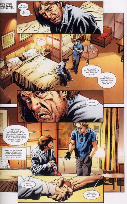 Le fléau T7 : Durs à cuire (0), comics chez Delcourt de Aguirre-Sacasa, Perkins, Martin, Coker