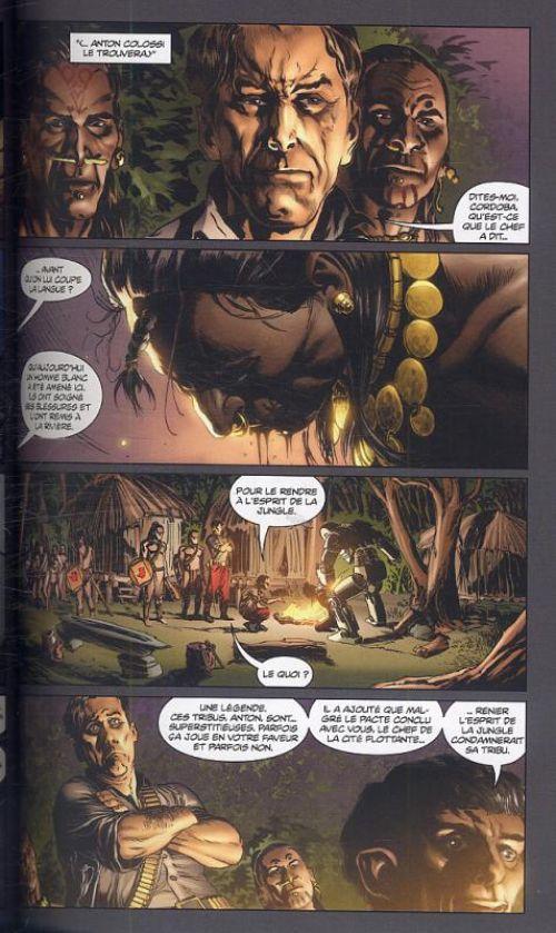 First Wave – Crossover, T1, comics chez Ankama de Azzarello, Morales, Noto, Ruffino, Jones
