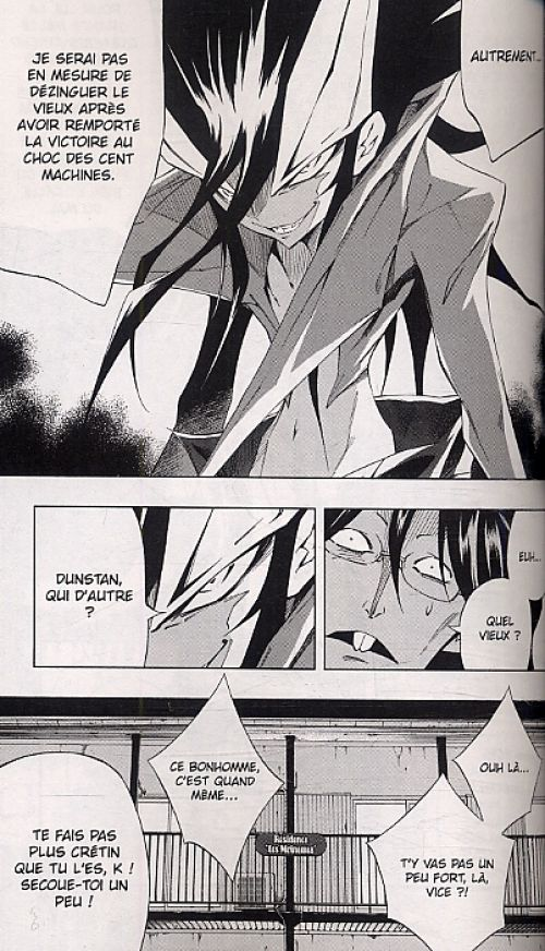 Karakuridôji Ultimo T5, manga chez Kazé manga de Takei, Lee, Daigo, Bob