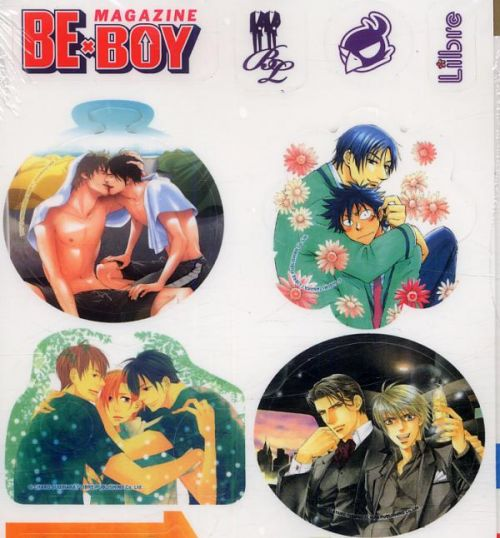 Be X Boy Magazine T13, manga chez Asuka de Collectif