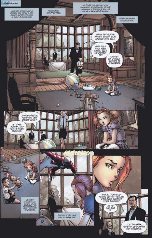 Batman, le chevalier noir : La nouvelle aube (0), comics chez Urban Comics de Finch, Fabok, Steigerwald, Pantazis, Aviña, Passalaqua, Sinclair