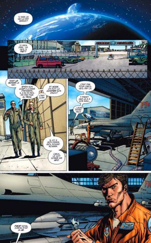 Geoff Johns présente – Green Lantern, T1 : Sans peur (0), comics chez Urban Comics de Johns, Van sciver, Bianchi, Pacheco, Cooke, Stewart, Baumann, Eyring, Ross