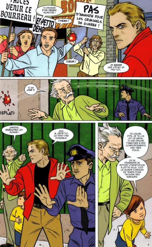 Fables – Softcover, T15 : L'âge des ténèbres (0), comics chez Urban Comics de Willingham, Allred, Hahn, Buckingham, Gross, Loughridge, Allred, Pepoy, Jean