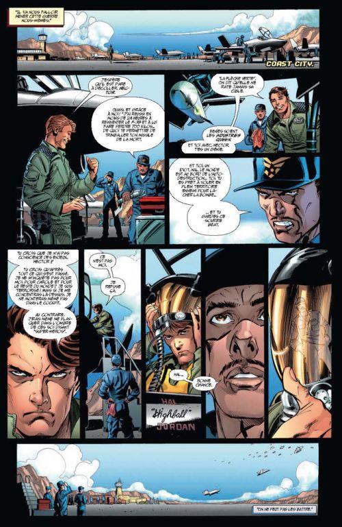 Flashpoint T3, comics chez Urban Comics de Snyder, Francis, Johns, Ha, Kubert, Lyon, Sinclair