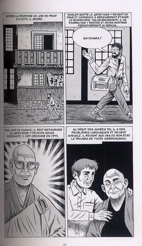 The Beats, comics chez Emmanuel Proust Editions de Pekar, Piskor, Dumm, Buhle