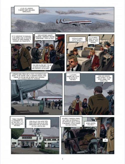 Les Racines du chaos T2 : Umbra (0), bd chez Dargaud de Cava, Segui