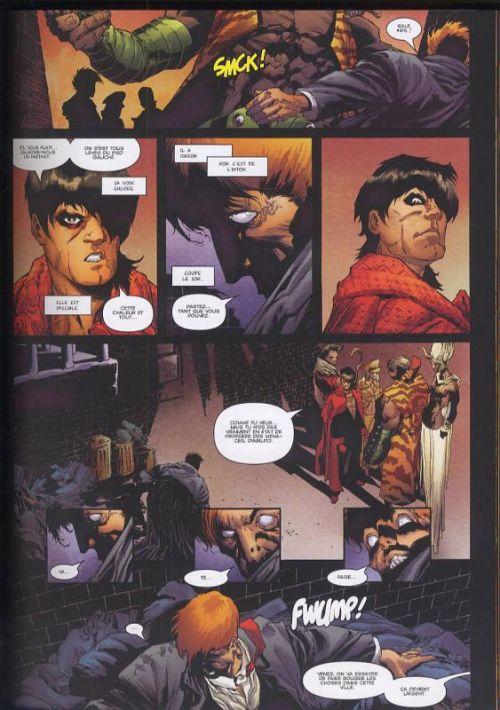 Daredevil - Father, comics chez Panini Comics de Quesada, Isanove