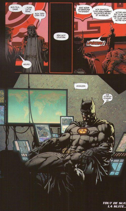 Batman Universe T10 : La planète Gotham (0), comics chez Panini Comics de Morrison, Paquette, Finch, Fairbairn, Steigerwald, Lacombe