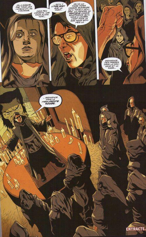 Wolverine (revue) – Revue V 2, T7 : La revanche (0), comics chez Panini Comics de Aaron, Guedes, Wilson, Lee
