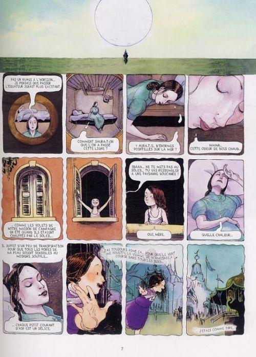Ida T3 : Stupeur et révélation (0), bd chez Delcourt de Cruchaudet