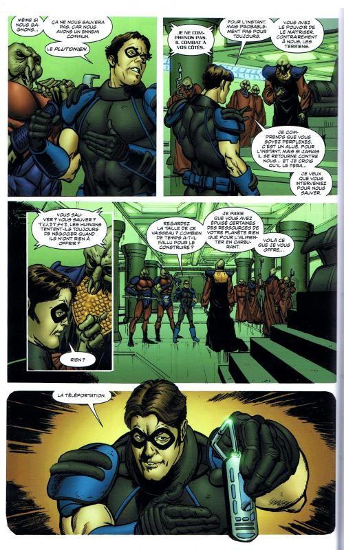 Irrécupérable T3 : Secrets (0), comics chez Delcourt de Waid, Azaceta, Krause, Barreto, Wilson, Dalhouse, Renaud