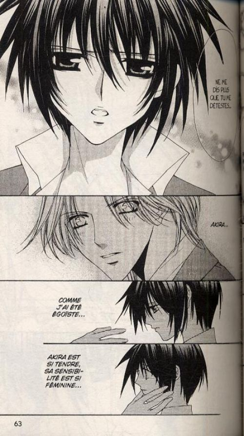 Blaue rosen T5, manga chez Pika de Shinjo