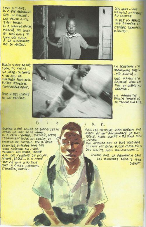 XXI T17 : Enfants de Kinshasa (0), bd chez XXI de Hippolyte