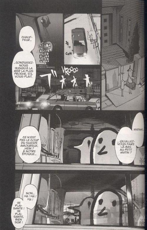 Bonne nuit PunPun! T2, manga chez Kana de Asano