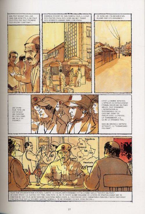 La Dernière image, bd chez Soleil de Jakupi