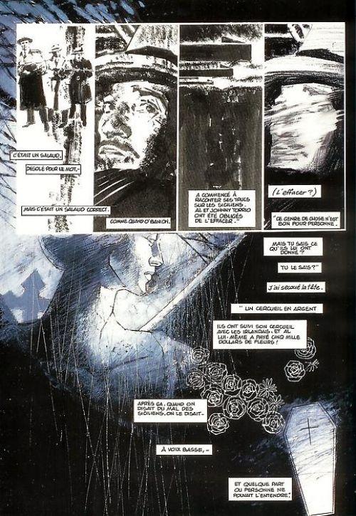 Violent Cases, comics chez Urban Comics de Gaiman, McKean