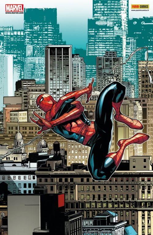 Spider-Man (revue) – V 2, T145 : A bras le corps (0), comics chez Panini Comics de Slott, Yost, Stern, Martin, Mckone, Briones, Cox, Sotomayor, Vicente, Djurdjevic