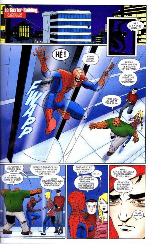 Spider-Man (revue) – V 2, T146 : Le troisième jour (0), comics chez Panini Comics de Benjamin, Dezago, Slott, Pulido, Caselli, Nauck, Plati, Martin, Templeton, Rodriguez, Vicente, Sotomayor, Gracia, Djurdjevic