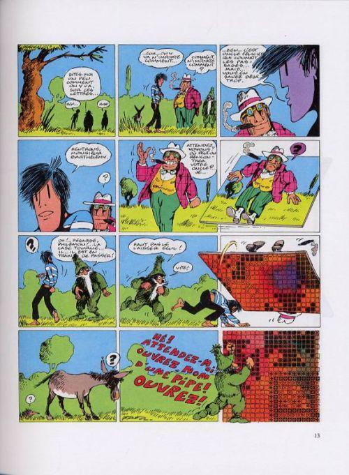 Philémon T12 : Le chat à neuf queues (0), bd chez Dargaud de Fred