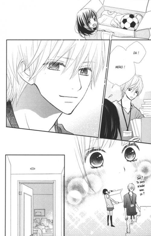 Rere : Hello ! T8, manga chez Delcourt de Minami
