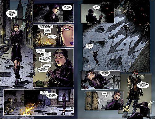Eternal Descent T1, comics chez French Eyes de Leon, Metcalf, Guzman, Tartaglia