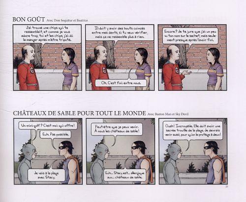 Sérum de vérité T1 : Conversations (0), comics chez Cambourakis de Adams
