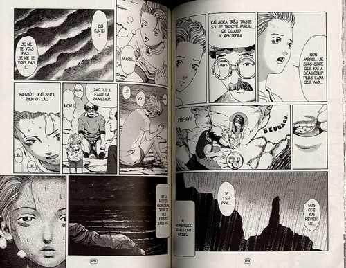La musique de Marie T1, manga chez Casterman de Furuya