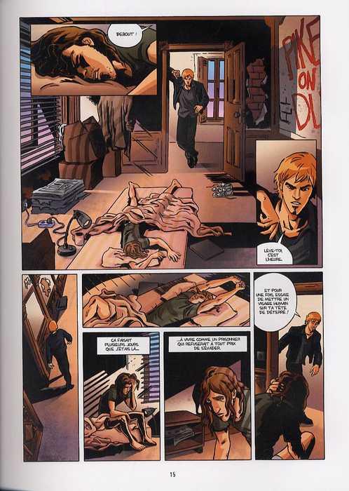 De sang froid T2, bd chez Bamboo de Mariolle, Duarte, Miki