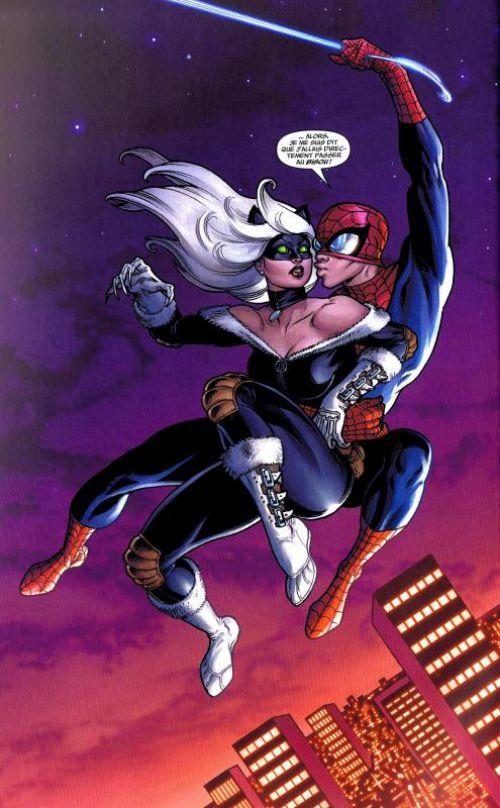 Wolverine / Black Cat : Coups de griffes (0), comics chez Panini Comics de Palmiotti, Gray, Linsner, Keith, Hannin, Brown, Rauch, Filardi