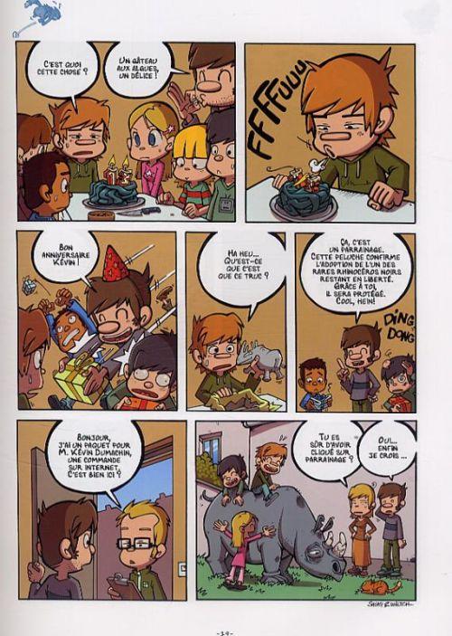 Ecolo attitude : Edition spéciale (0), bd chez Makaka éditions de Waltch, Shuky