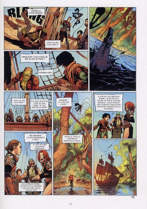 Angor T4 : Vilyana (0), bd chez Soleil de Gaudin, Armand