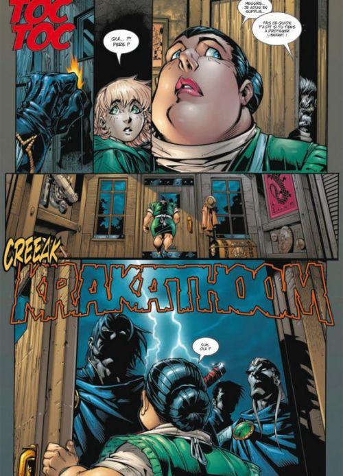 Battle Chasers T1, comics chez Soleil de Sharrief, Madureira, Lichtner, Lusen, Liquid!