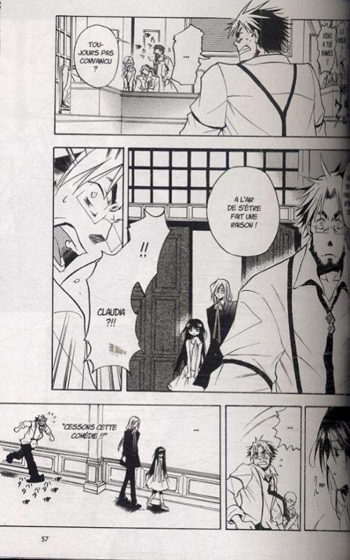 Crimson-shell, manga chez Ki-oon de Mochizuki