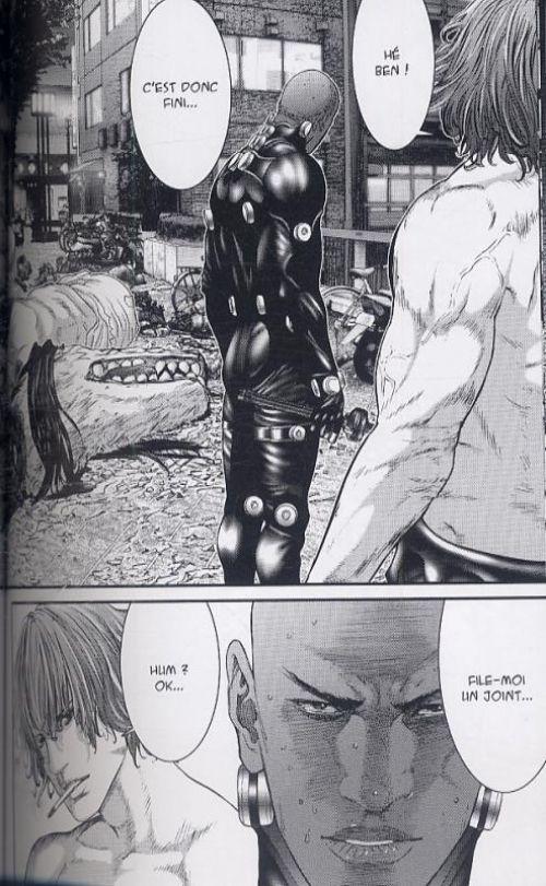Gantz Osaka T2, manga chez Tonkam de Oku