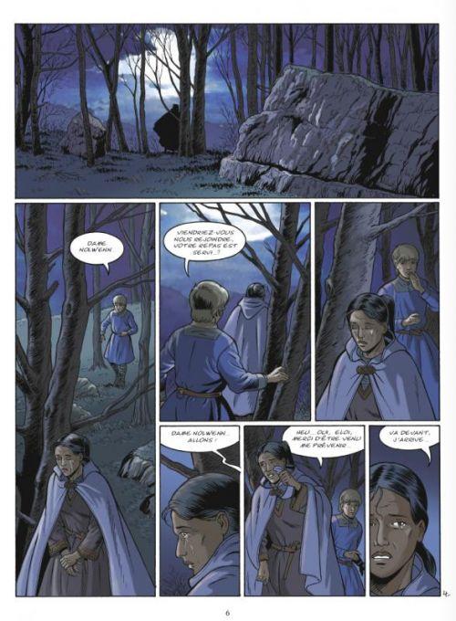 Les aigles décapitées T24 : Le château du diable  (0), bd chez Glénat de Pierret, Pierret