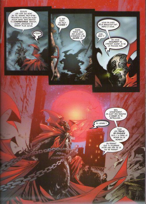 Les chroniques de Spawn T8 : Le tragique destin d'une créature nommée Cy-Gor ! (0), comics chez Delcourt de Veitch, Hine, Thomas, Tan, Fotos, Haberlin, Troy, Broeker, Hutchinson, Milla, Capullo